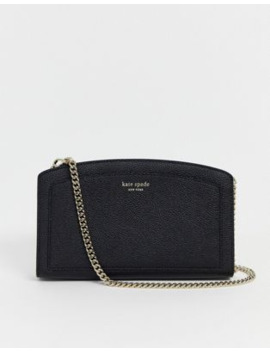 Kate Spade   Margaux   Camera Bag Con Tracolla In Pelle Nera by Kate Spade