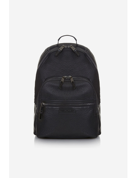 Elwood Backpack Black by Tiba + Marl