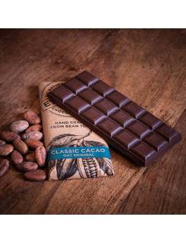 Vegan Milk Chocolate Crafted Bean To Bar by Etsy