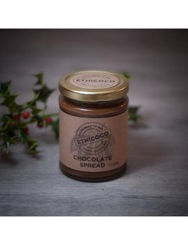 Vegan Chocolate Spread by Etsy