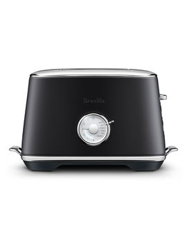 Luxe Toast Select 2 Slice Extra Wide Stainless Steel Toaster Bta735 Btr by Breville