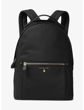 Kelsey Nylon Backpack by Michael Michael Kors