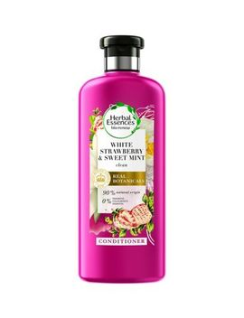 Herbal Essences Bio:Renew Conditioner 400ml White Strawberry & Mint by Herbal Essences