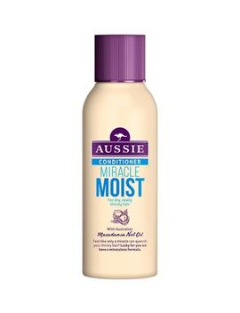 Aussie Miracle Moist Conditioner For Dry, Really Thirsty Hair 90ml by Aussie