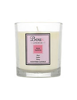 Pink Taffeta Scented Candle by Bouxavenue