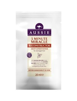 Aussie 3 Minute Miracle Reconstructor Sachet 20ml by Aussie