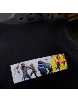 Dershutze Polizei Hoodie, Size M by None  ×