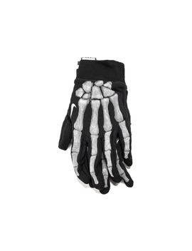 Nike Skeleton Sphere Running Gloves Black by Stock X