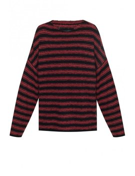 'Rivven' Oversize Sweater by All Saints