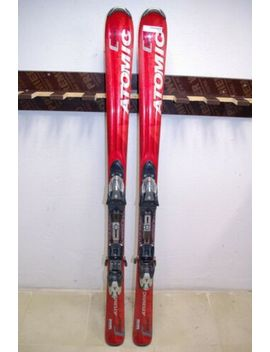 Atomic C Sport 148 Cm Ski + Atomic Device 310 Bindings by Ebay Seller
