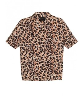 'Monteray' Patterned Shirt by All Saints