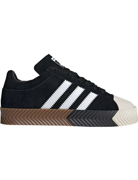 Adidas Aw Skate Super Alexander Wang Black White by Stock X