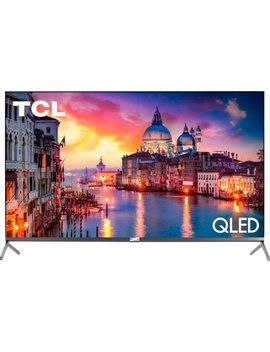 "65"" Class   Led   6 Series   2160p   Smart   4 K Uhd Tv With Hdr   Roku Tv by Tcl"
