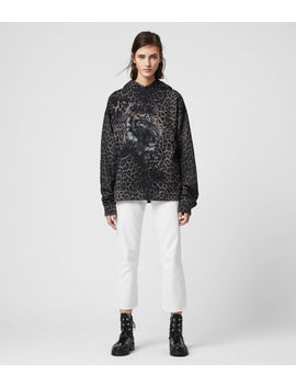 Liger Leon Hoodie by Allsaints