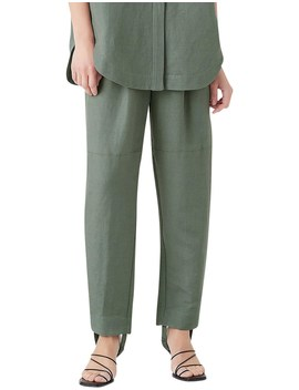 Paperbark Stirrup Trouser by Aje