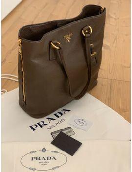 Prada Shopper / Tasche   Vit. Daino Br4372 *Neu* by Ebay Seller
