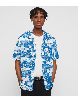 Awa Short Sleeve Shirt by Allsaints