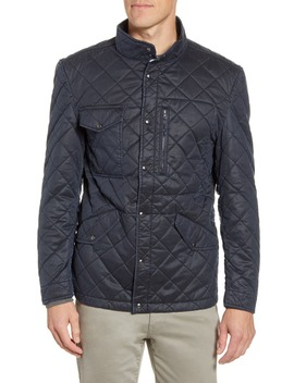 Weldon Quilted Field Jacket by Johnnie O