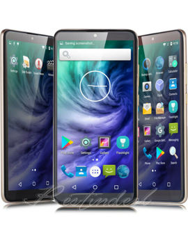 """Hot Android8.1 Unlocked 6.0"""" Mobile Smartphone Quad Core 2 Sim 3 G/Gsm Cell Phones by Huanqi"""