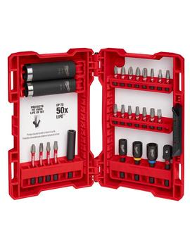 Shockwave Impact Duty Drill And Drive Set (26 Piece) by Milwaukee