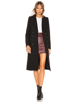 Blair Coat In Black by Allsaints
