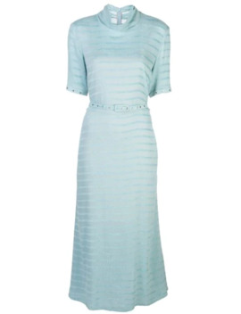 Sola Striped Dress by Rachel Comey