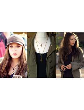 Wanda Maximoff Scarlet Witch Captain America: Civil War Cosplay Necklaces Costume Jewellery by Etsy