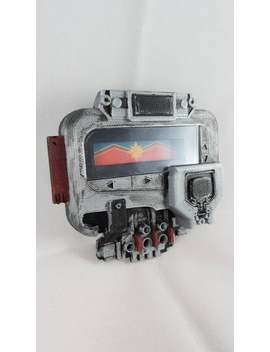 Nick Fury Captain Marvel Inspired Cosplay Pager by Etsy