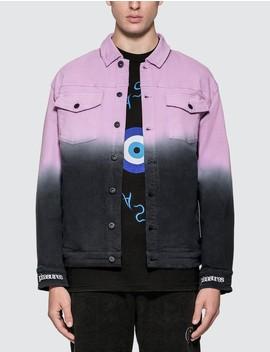 Dawn Trucker Jacket by Pleasures