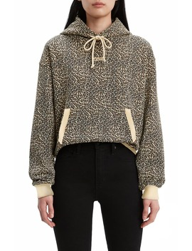 Unbasic Leopard Print Hoodie by Levi's®