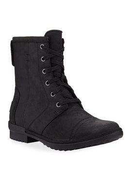 Ashbury Water Resistant Combat Boots by Ugg