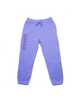 Lover Sweatpants Lavender Purple by Bianca Chandon  ×