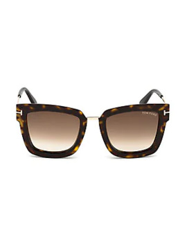 Lara Square Sunglasses by Tom Ford