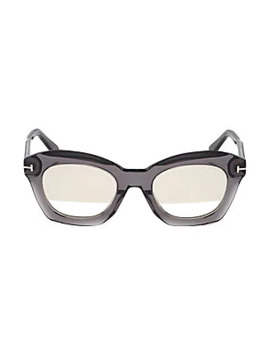 Bardot 53 Mm Cat Eye Sunglasses by Tom Ford