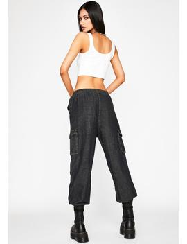 Arms Race Cargo Pants by Dolls Kill