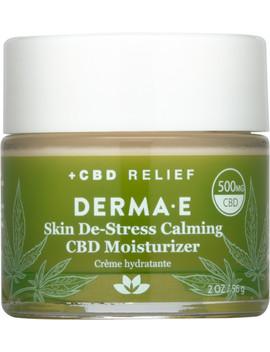 Skin De Stress Calming Cbd Moisturizer by Derma E