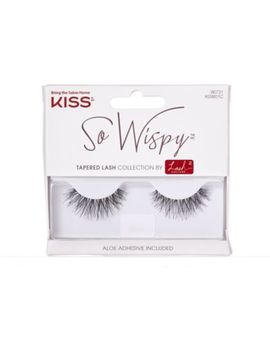Kiss Lash Couture Eyelashes So Wispy 01 by Kiss
