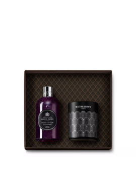 Muddled Plum Candle Gift Set by Molton Brown