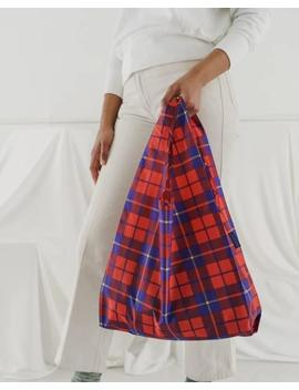 Standard In Red Tartan Standard In Red Tartan by Baggu
