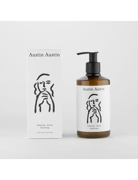Organic Palmarosa Vetiver Hand Soap Organic Palmarosa Vetiver Hand Soap by Austin Austin