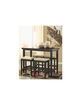 Kimonte 5 Piece Counter Height Dining Room by Ashley Homestore