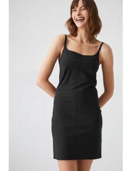 Seamless Micro Strap Dress by Arket