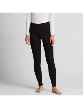 Women Heattech Ultra Warm Thermal Leggings (24) by Uniqlo