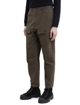 Pat Twill Cargo Pants by Acne Studios  ×