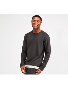 Waistband Sweatshirt | Phantom / Charcoal by Calvin Klein