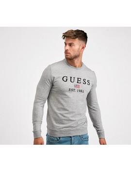 Elwin Sweatshirt | Grey Heather by Guess