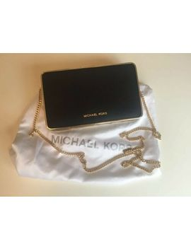 Authentic Michael Kors Leather Clutch/Crossbo<Wbr>Dy Bag by Ebay Seller