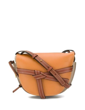 Gate Colour Block Shoulder Bag by Loewe