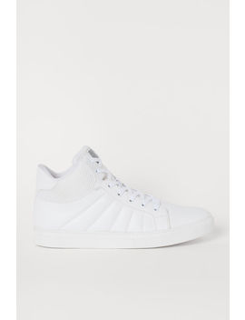 High Sneakers by H&M