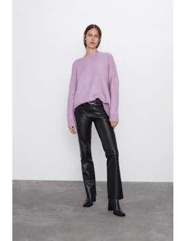 Oversize Pullover by Zara